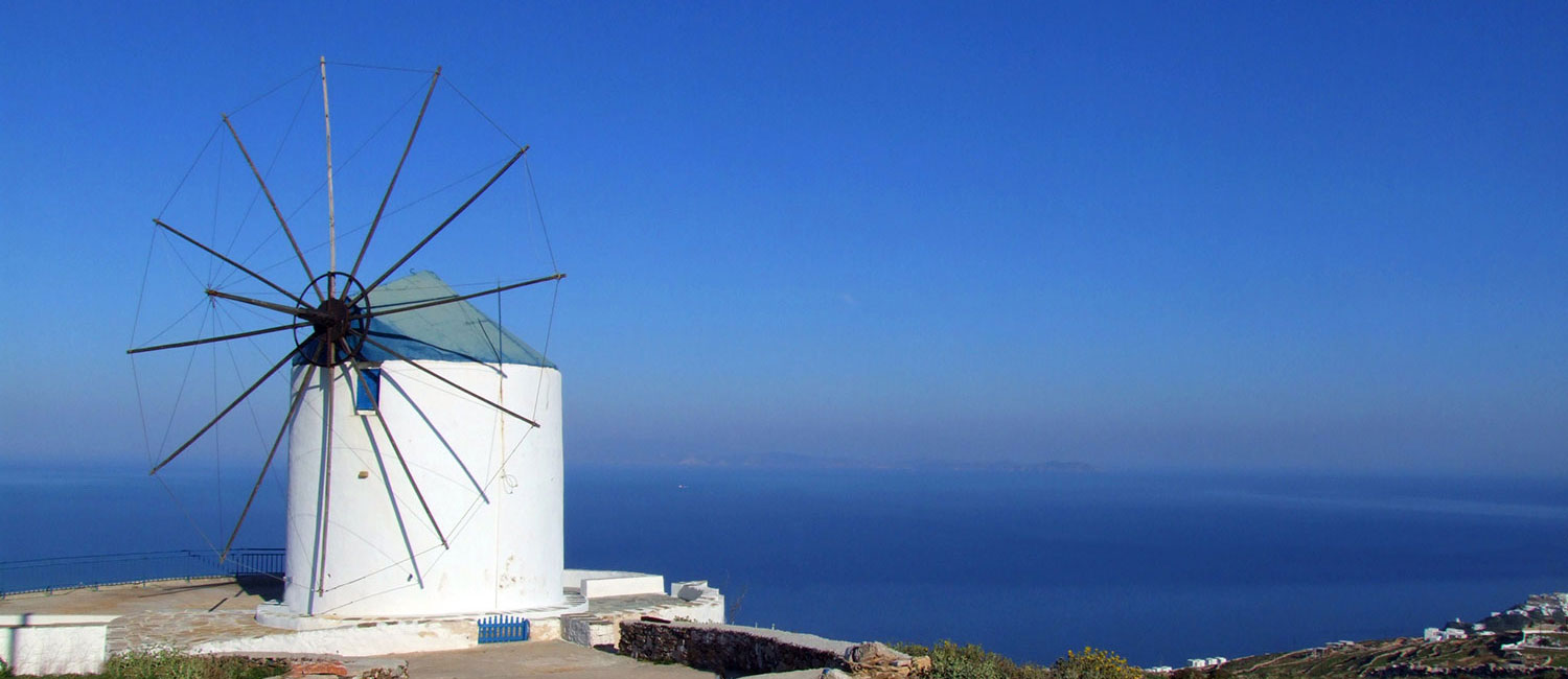 Accommodation Windmill Villas in Sifnos