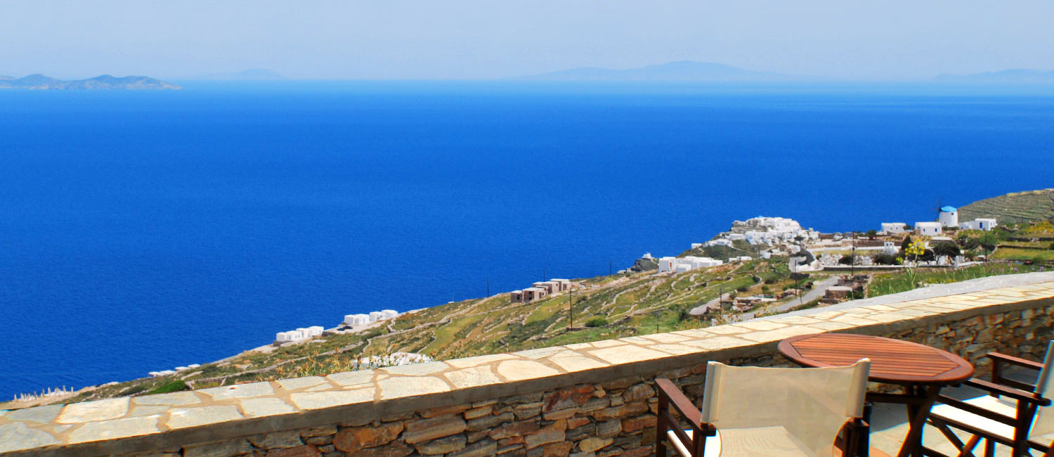 Windmill Villas in Sifnos - Gli studios
