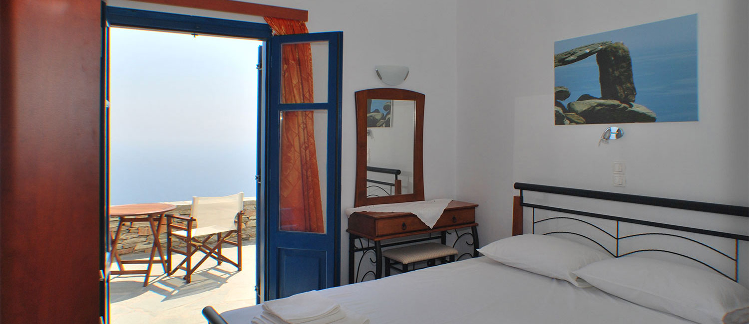 Sifnos windmill villas