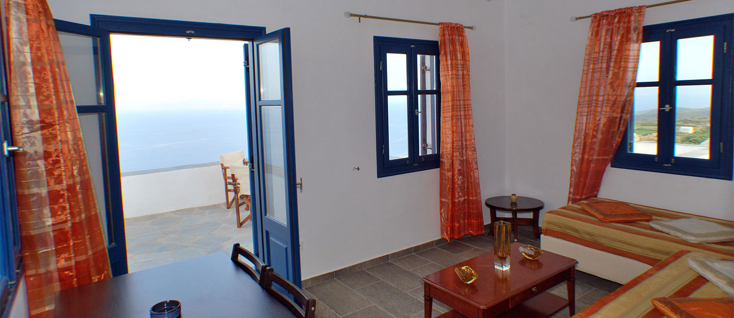 Apartments for rent in Sifnos